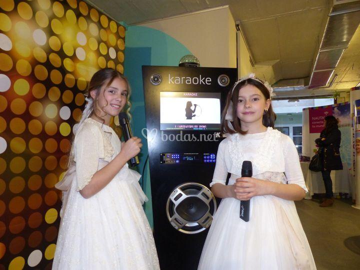 Por un vestido de novia karaoke