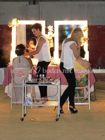 Maquillaje para novias e invitadas