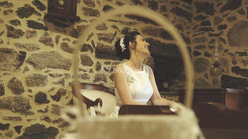 Fotograma La novia