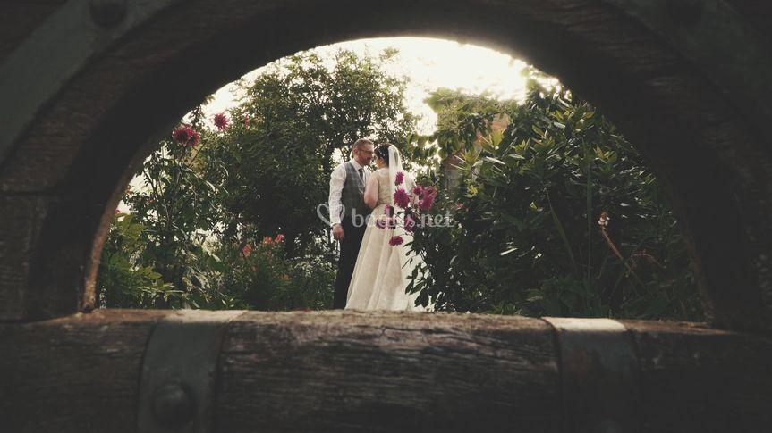 Fotograma Postboda en pareja