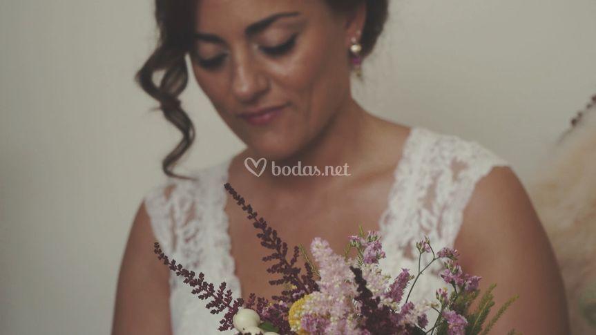 Fotograma La novia 2