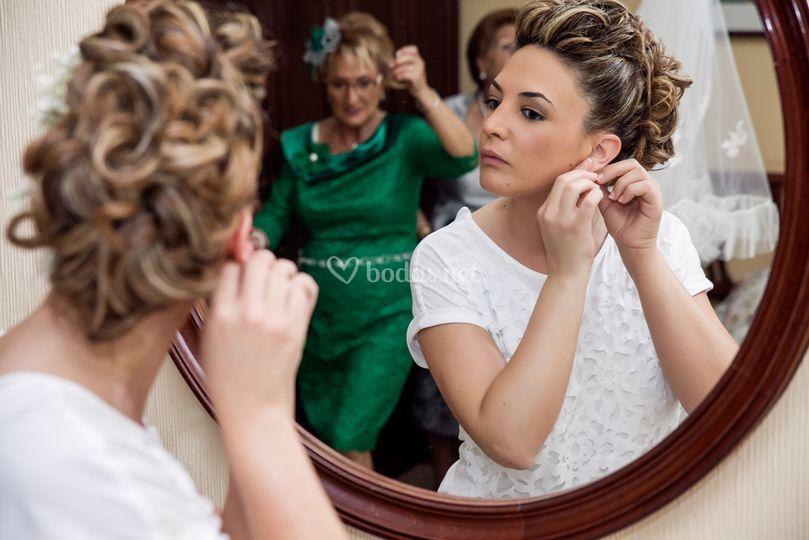 En el espejo