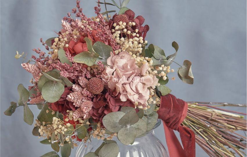 Flores de Acuarela