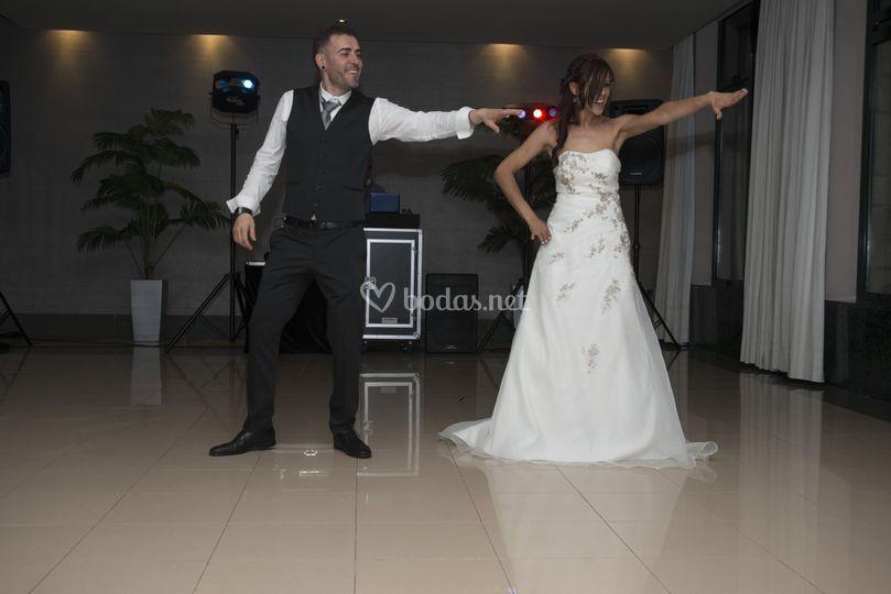 1er baile