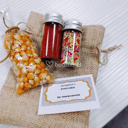 Especias popcorn