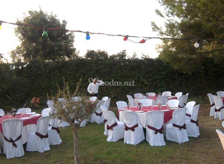 Catering para boda