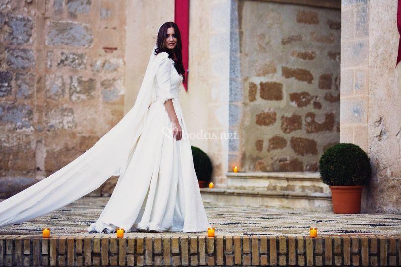 Lateral vestido