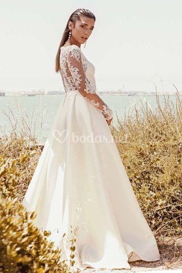 Vestido Crisantemo
