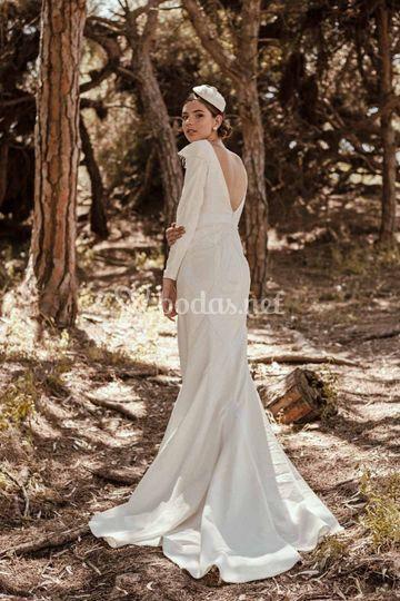 Vestido Adelfa