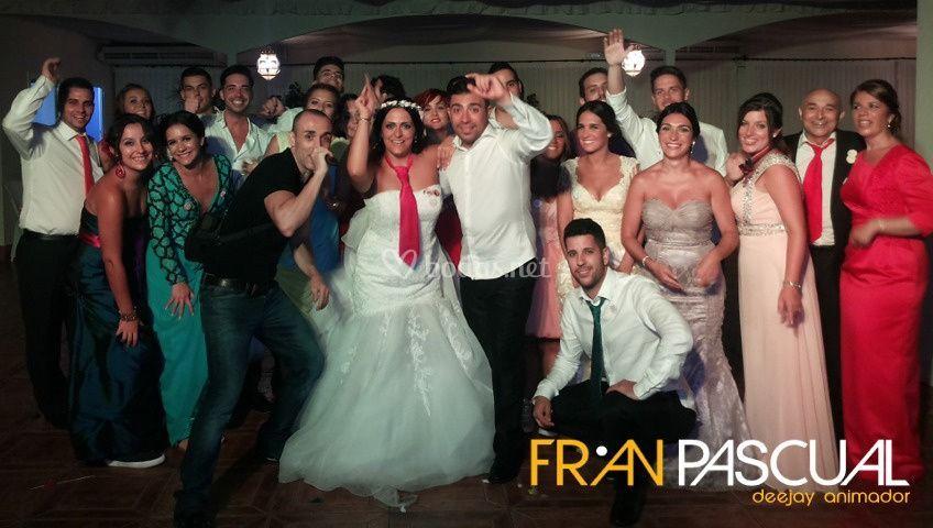 Se quedaron de piedra con Fran