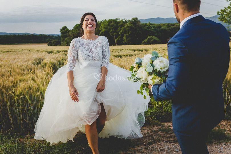 La novia más divertida