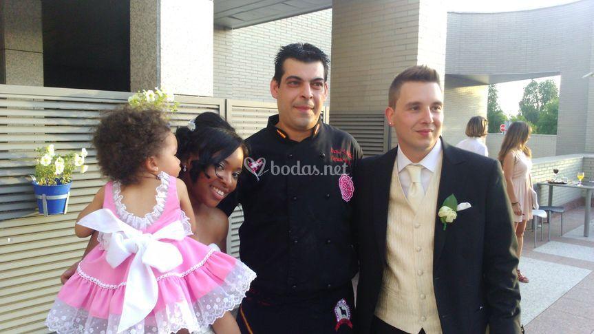 Eventos en bodas