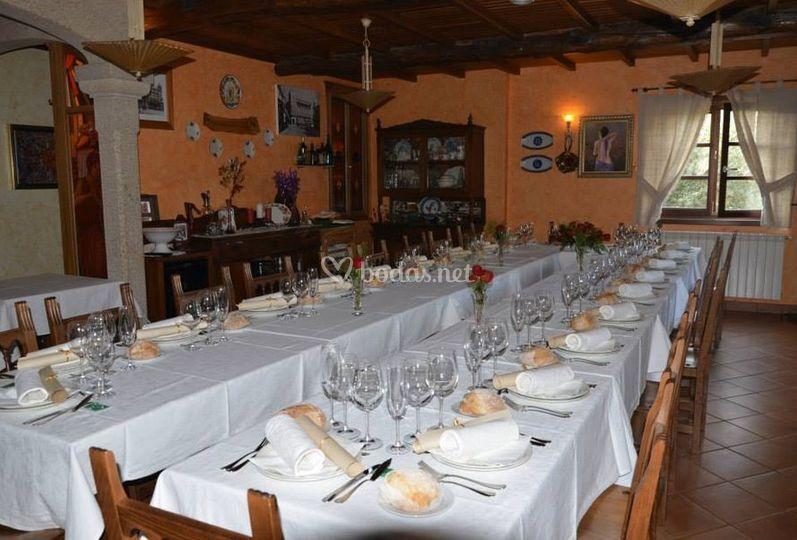 Casa Da Capilla