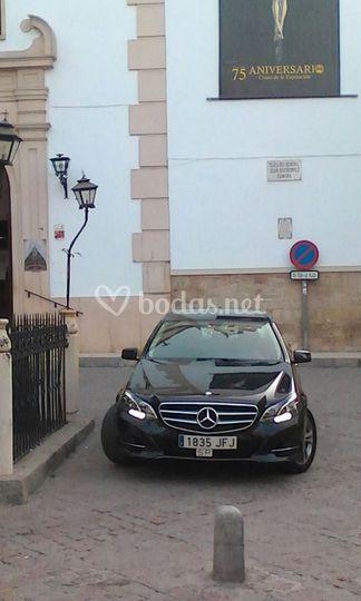 Mercedes para bodas