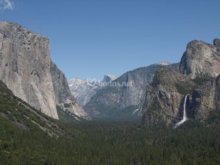 Parques Nacionales USA