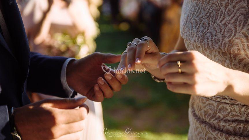 Alianza, ceremonia