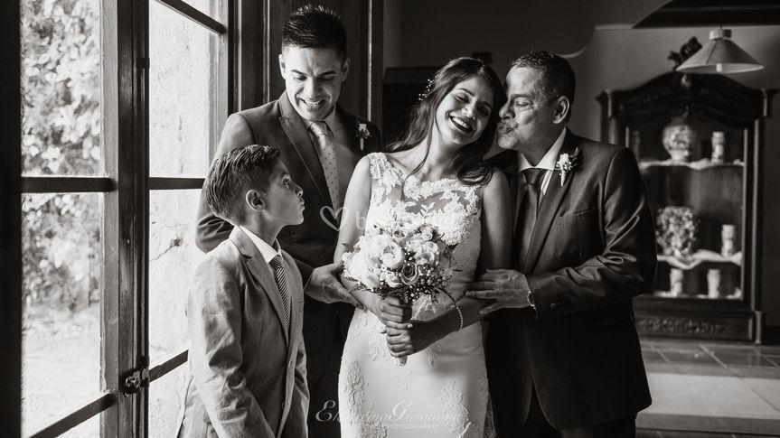 Familia, novia