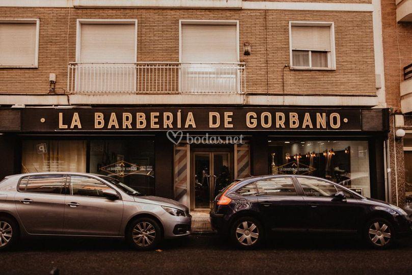 Barbería de Gorbano