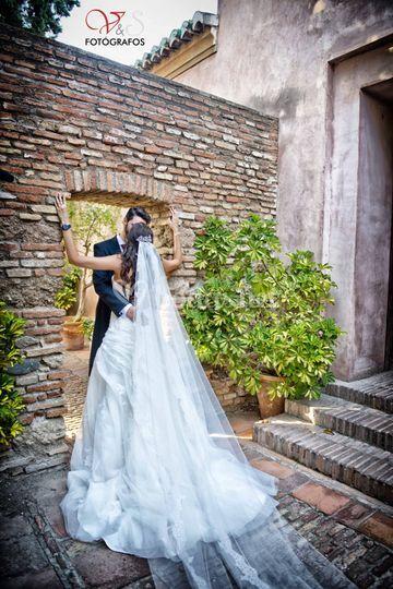 Fotografía día de la boda