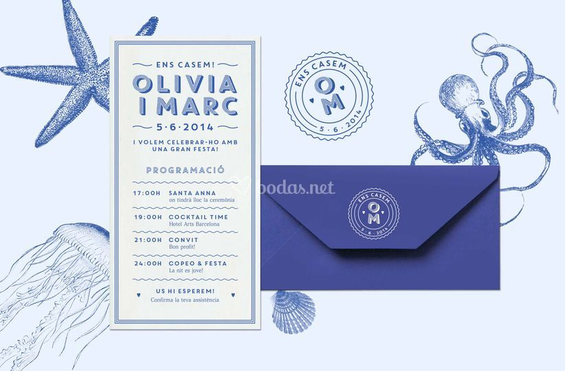 OLIVIA I MARC