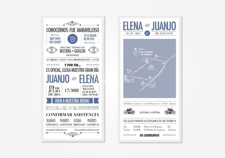 Juanjo y Elena