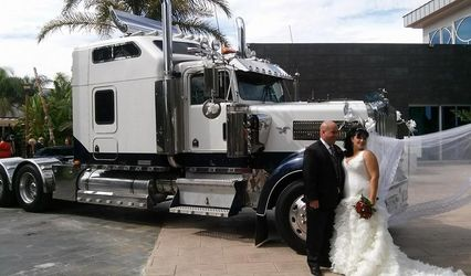 Francisco Navarro - Camión americano 1