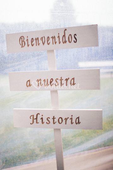 Bienvenidos a Nuestra Historia