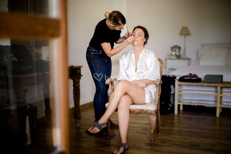 Elegir bien la maquilladora