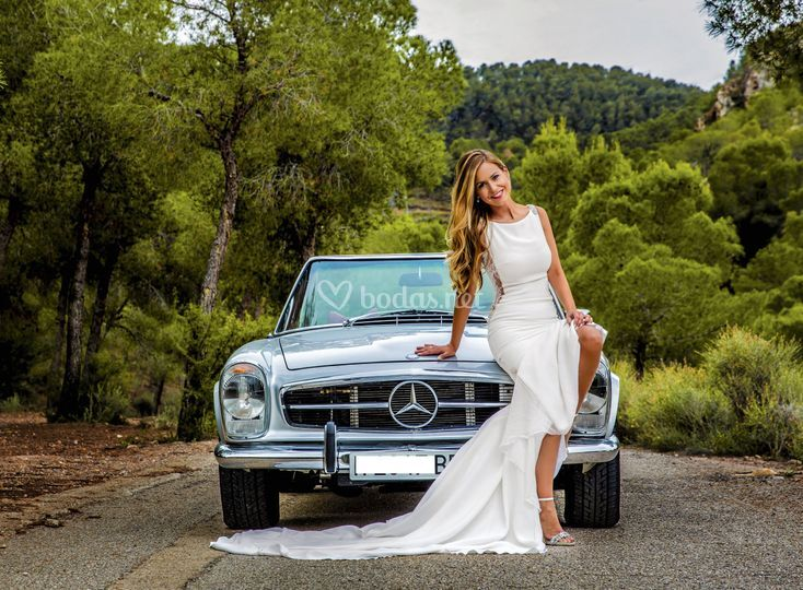 Mercedes SL280 1973