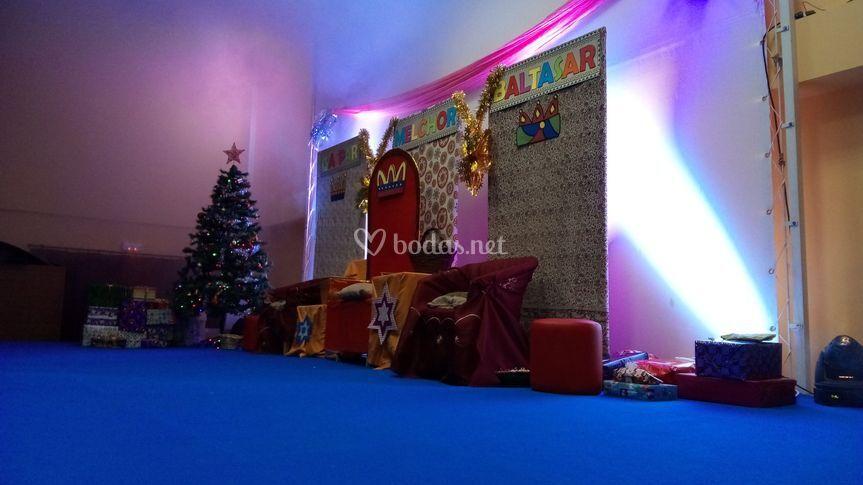 De Gala de Reyes Magos
