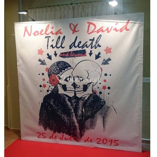 Noelia y David
