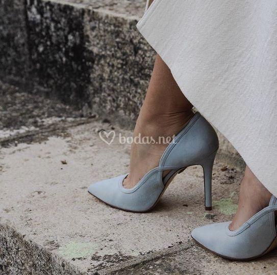 Paula azul
