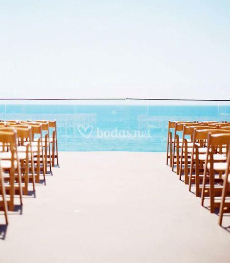 Mar, sol, playa y tu boda