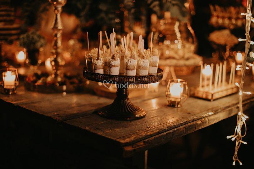 Mesa dulce parrales
