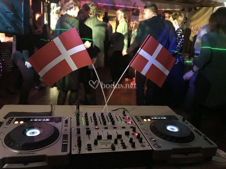 Fiesta sueca