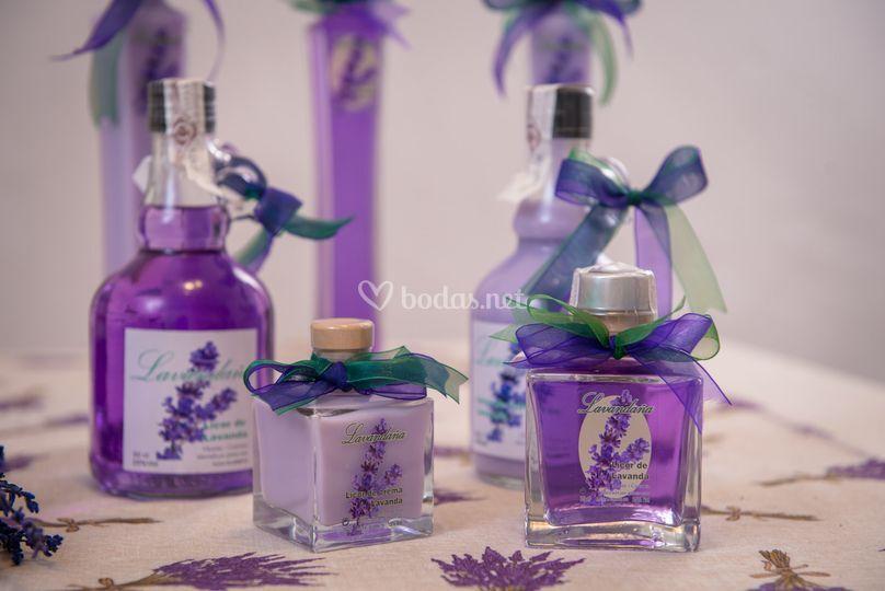 Perfumes para el paladar