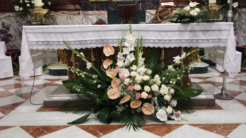 "C. Iglesia,""San Jaume"".Benidor"