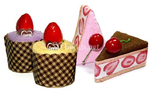 Toallitas dulces