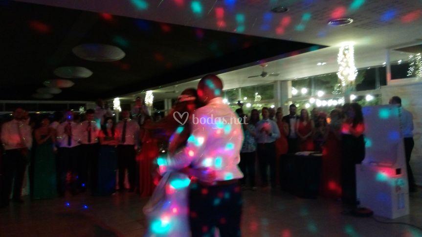 Inicio Baile