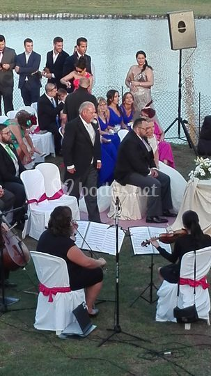 Música para la ceremonia