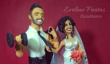 Eveline Freitas - Figuras para la tarta