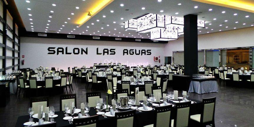 Salón Las Aguas