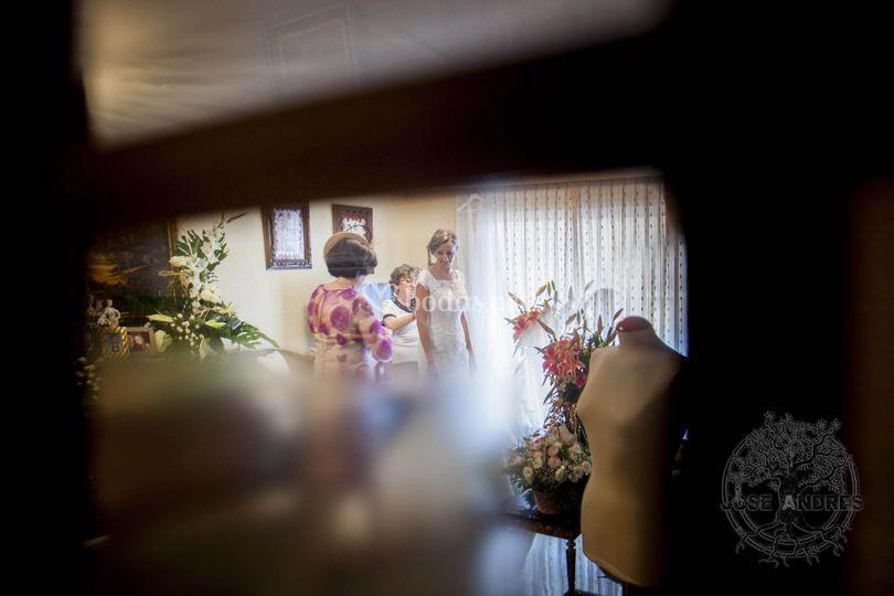 882a5b1129 Casa de la novia de Jose Andrés