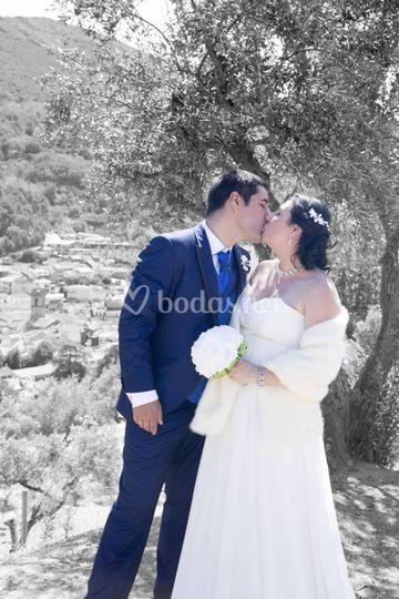 Reportaje como marido y mujer