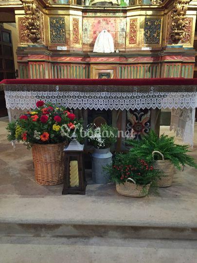 Altar faroles