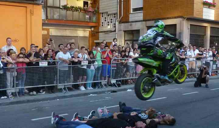Pol Stunt Bike