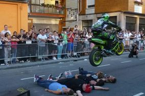 Pol Stunt Bike