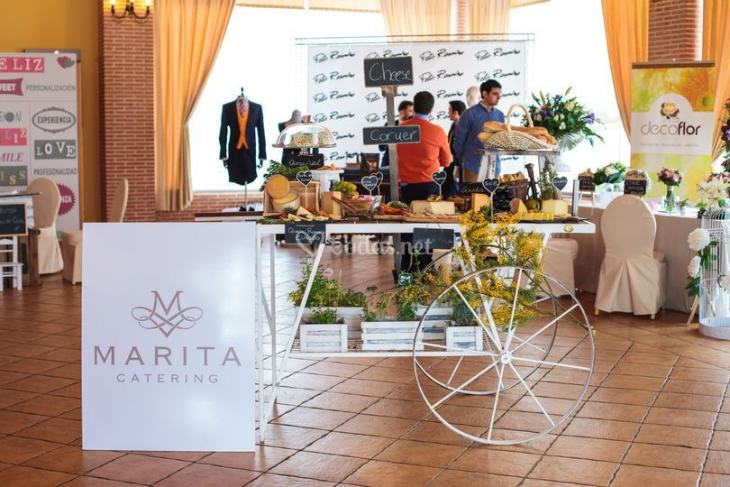 Marita Catering Grupo Nuevo Almacén