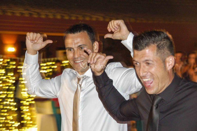 Baile familiar