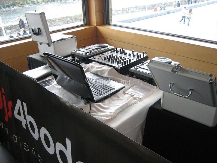 DJs 4 Bodas - Bodas en Gipuzkoa